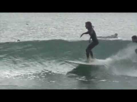 Soul Longboarders 08' :Blacksurfing Malibu