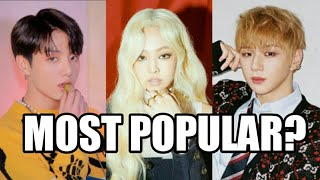 TOP 3O MOST POPULAR KPOP IDOL /BRAND REPUTATION RANKING (APRIL)