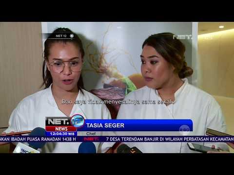 Gracia dan Tasia 'My Kitchen Rules' Berbagi Tips Memasak - NET12
