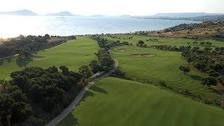 Costa Navarino- Golf