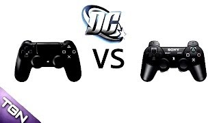 DCUO | PS3 vs PS4 (Loading Times)