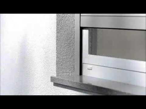 isg insektenschutz spannrahmen rolladen youtube. Black Bedroom Furniture Sets. Home Design Ideas