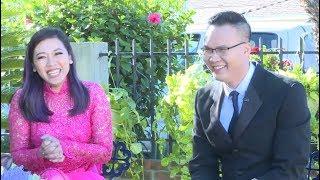 Chàng Việt kiều Mỹ vô cùng may mắn cưới được cô gái cực yêu chồng dù anh chỉ xem trọng công việc 💏