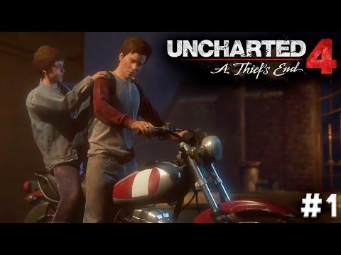UNCHARTED 4 #1