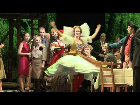 DIE VERKAUFTE BRAUT - Komische Oper von Bedřich Smetana | Staatsoper Berlin