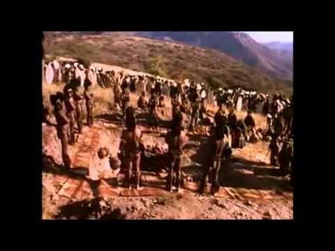 Shaka Zulu: Nandi's Funeral