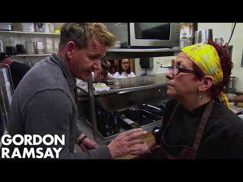 Gordon Ramsay Kicks Head Chef Out the Kitchen! | Hotel Hell