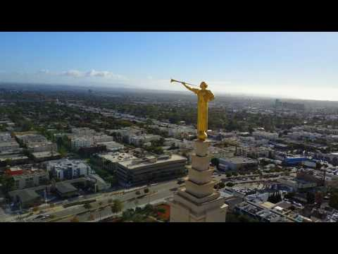 DJI Mavic Pro - Lap Around Angel Moroni
