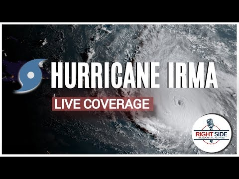 LIVE STREAM: Hurricane Irma Hits the Caribbean - LIVE COVERAGE