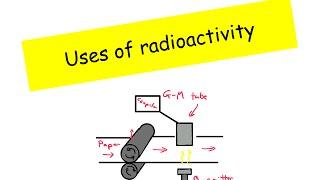 GCSE Physics  - Radioactivity - Half Life and Carbon Dating 2 of 2