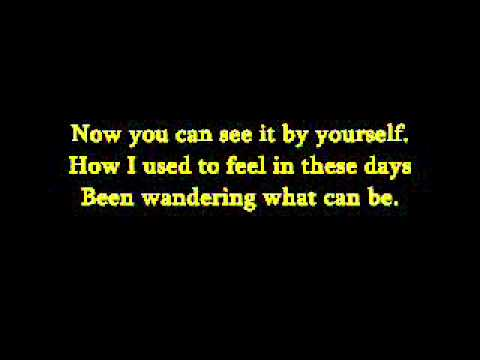 Hopes Die Last- Stuck Inside My Head (With Lyrics)
