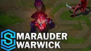 Marauder Warwick (2017) Skin Spotlight - League of Legends