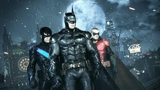 Nightwing and Upgrading The Car! | Let's Play Batman: Arkham Knight! Part -  6