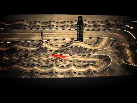 Salt Lake City Animated Track Map