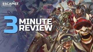 Bleeding Edge |  Review in 3 Minutes (Video Game Video Review)