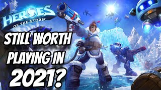 Is Heroes of tнe Storm Worth Playing in 2021? (HotS)