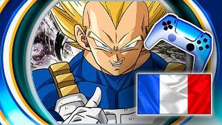Pour les voix VF dans Dragon Ball Fighter Z ( montage )