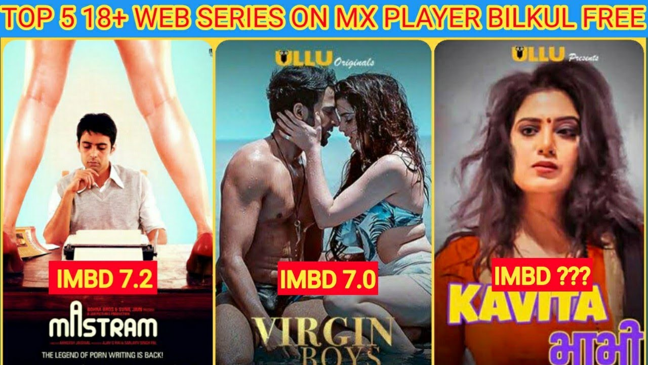 Download Top 5 18+ web series on mx player(i8+ web series on mx player free)