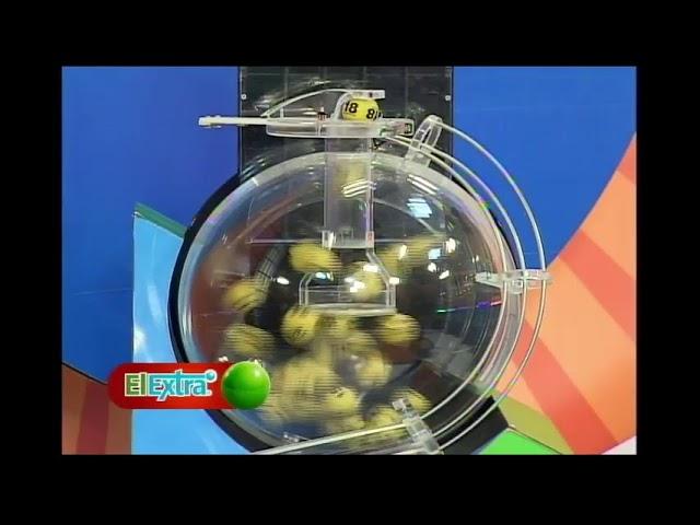 Loteka Lotería Electrónica Sorteo 11:00 AM 09-01-2021