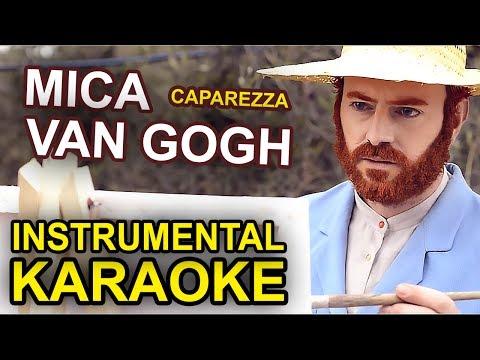 Caparezza: MICA VAN GOGH (Karaoke - Instrumental)