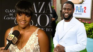 Tiffany Haddish Gives Kevin Hart Health Update Following Car Accident (Exclusive)