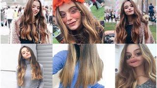 Evde 9 TL Ye Nasıl Ombre Yapılır ? Saçlarımı Nasıl Açıyorumm