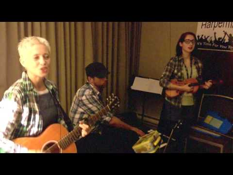 The Way Home live at Folk Music Ontario