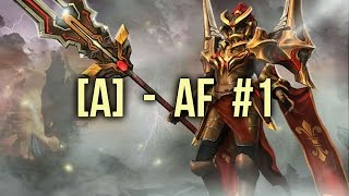 Alliance vs AF The Summit 5 Qualifiers Semi Final LB Game 1 Dota 2