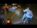 KTM Duke 200 KIT Racing vs Yamaha RX115 || Palmódromo