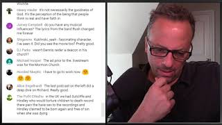 Seth Andrews Livestream 8-29-18