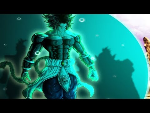 Reviving Broly AFTER Dragon Ball GT