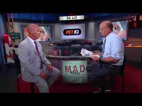 PetIQ CEO: Humanization of Pets   Mad Money   CNBC