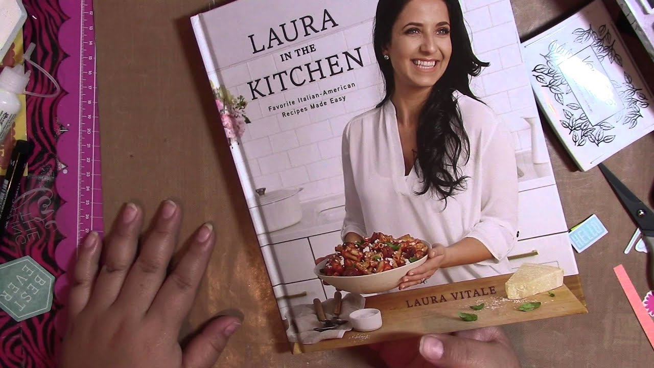 Laura In The Kitchen Cook Book Overlook YouTube