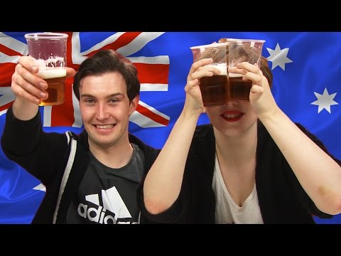 Irish People Try Australian Beers