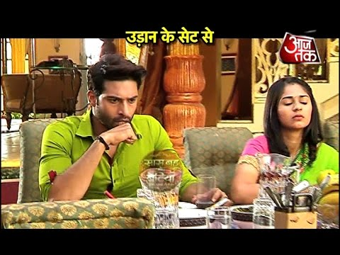 Watch the funny moment of Suraj on the sets of Udaan