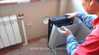видео Бытовые бризеры - приточная вентиляция