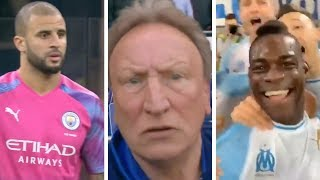 Football's best viral moments in 2019 | Kyle Walker, Neil Warnock, Mario Balotelli