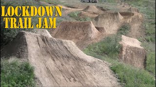 FIRST JAM ON NEW DIRT JUMPS! MTB & BMX