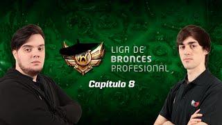 [LBP] Liga de Bronces Profesional- Capítulo 8 : Definitivamente hemos vuelto