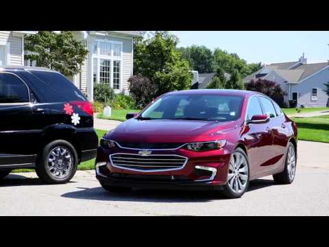 2017 Chevrolet Malibu Automatic Parking Assist How To