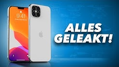 iPhone 12: ALLE Infos GELEAKT! (PREISE, SPECS, FEATURES)