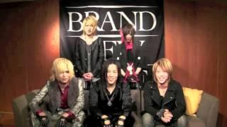 VISUAL系オムニバスアルバム「BRAND NEW WAVE」 / V.A. 2013.3.13 Relea...