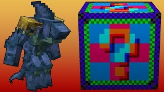 Minecraft Lucky Boss - Ender Şans Blokları