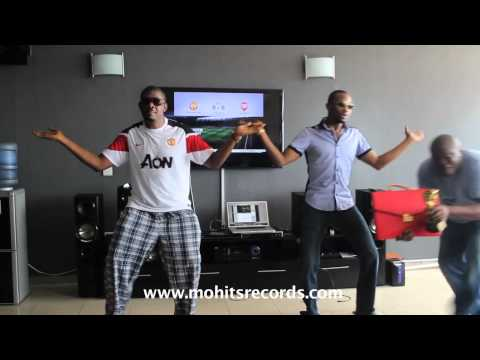 Dbanj Oliver Dance Competition - Don Jazzy, D'banj, Dr Sid, Wande Coal