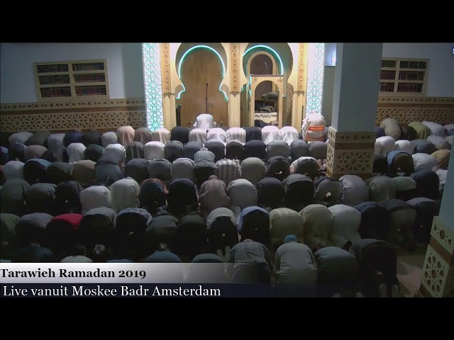 Taraweeh Ramadan 2019 Deel 21