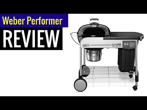 Weber 15502001 Performer Deluxe Charcoal Grill 2019 review