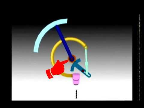 Operation of Bourdon Tube C Tube | C Tube | Bourdon | Air Indicator