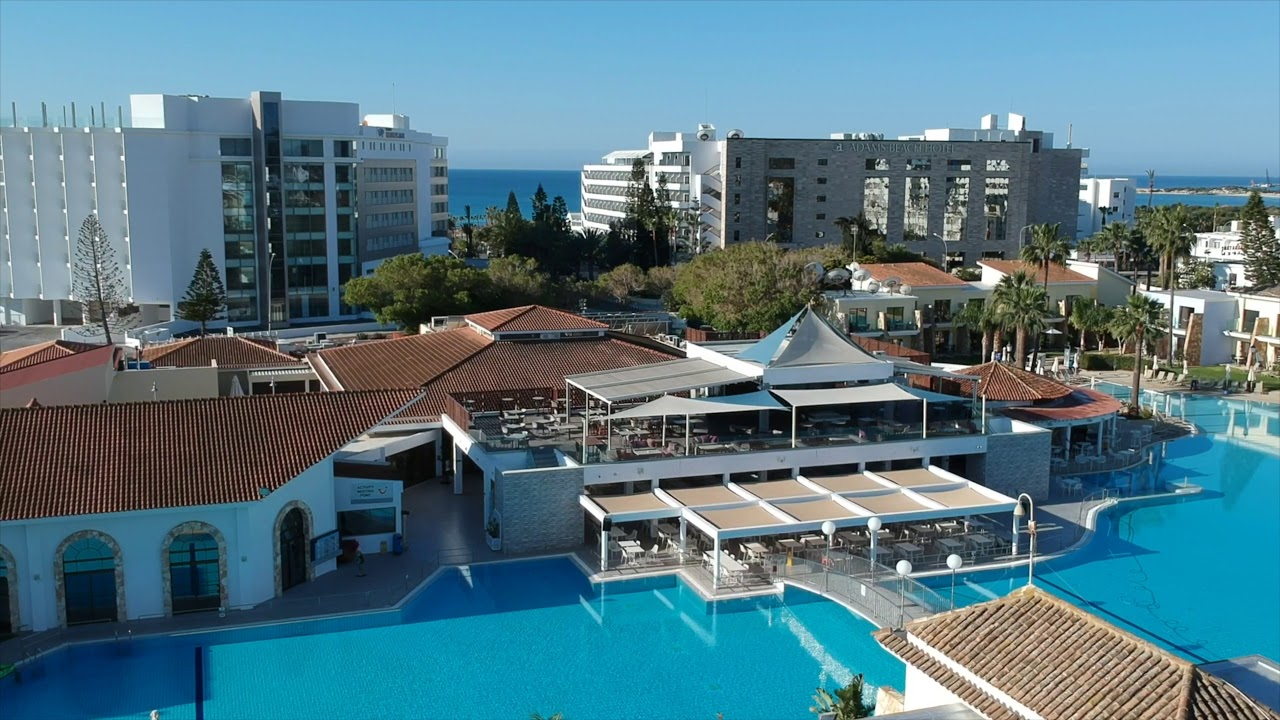 Repeat Tui Family Life Aeneas Resort Nissi Beach Cyprus 4k Drone