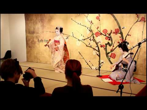 Maiko Dance: Kyo no Shiki - Four Seasons of Kyoto 【HD】