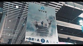 HTC VIVE at Mobile World Congress 2018 - Day 1 Recap